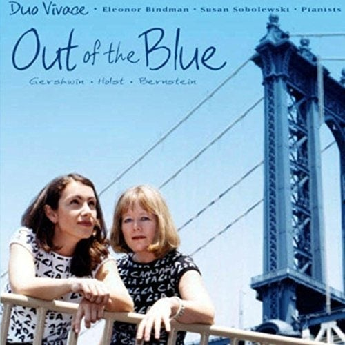 Duo Vivace: Out of the Blue
