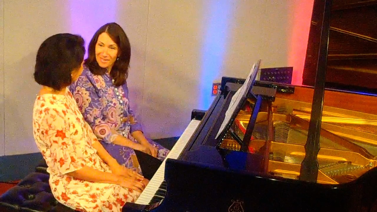 Eleonor Bindman Performs The Brandenburg Duets with Debra Lew Harder on WRTI