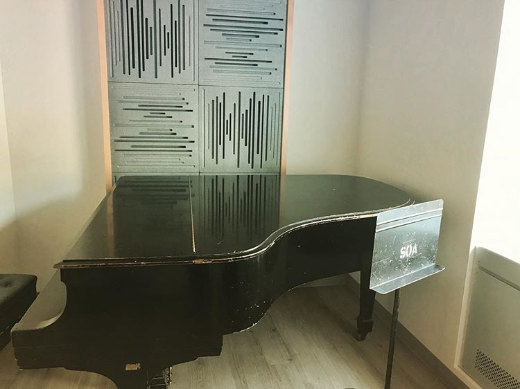 Piano at the 92nd Street Y