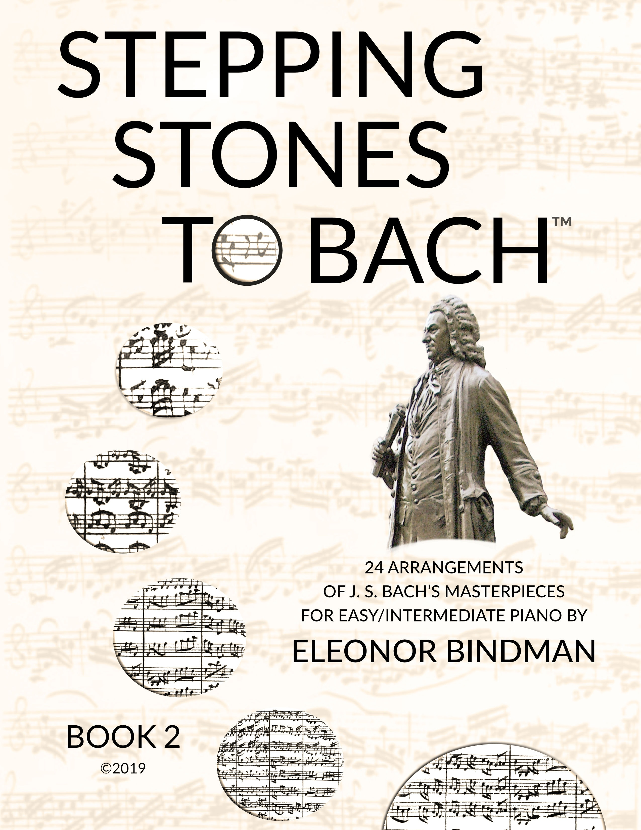 Stepping Stones to Bach, Book 2
