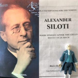 Siloti and Bach