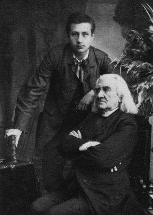Siloti and Liszt