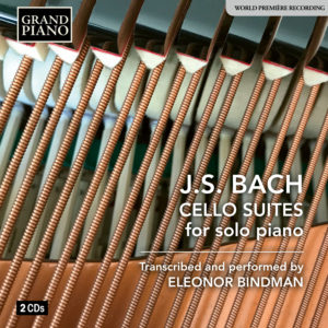 J.S. Bach Cello Suites for Solo Piano