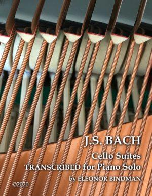 Cello Suites Score Cover